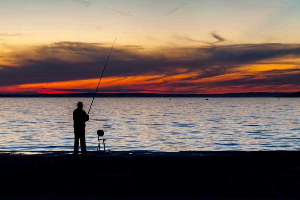 Fisherman in Starigrad